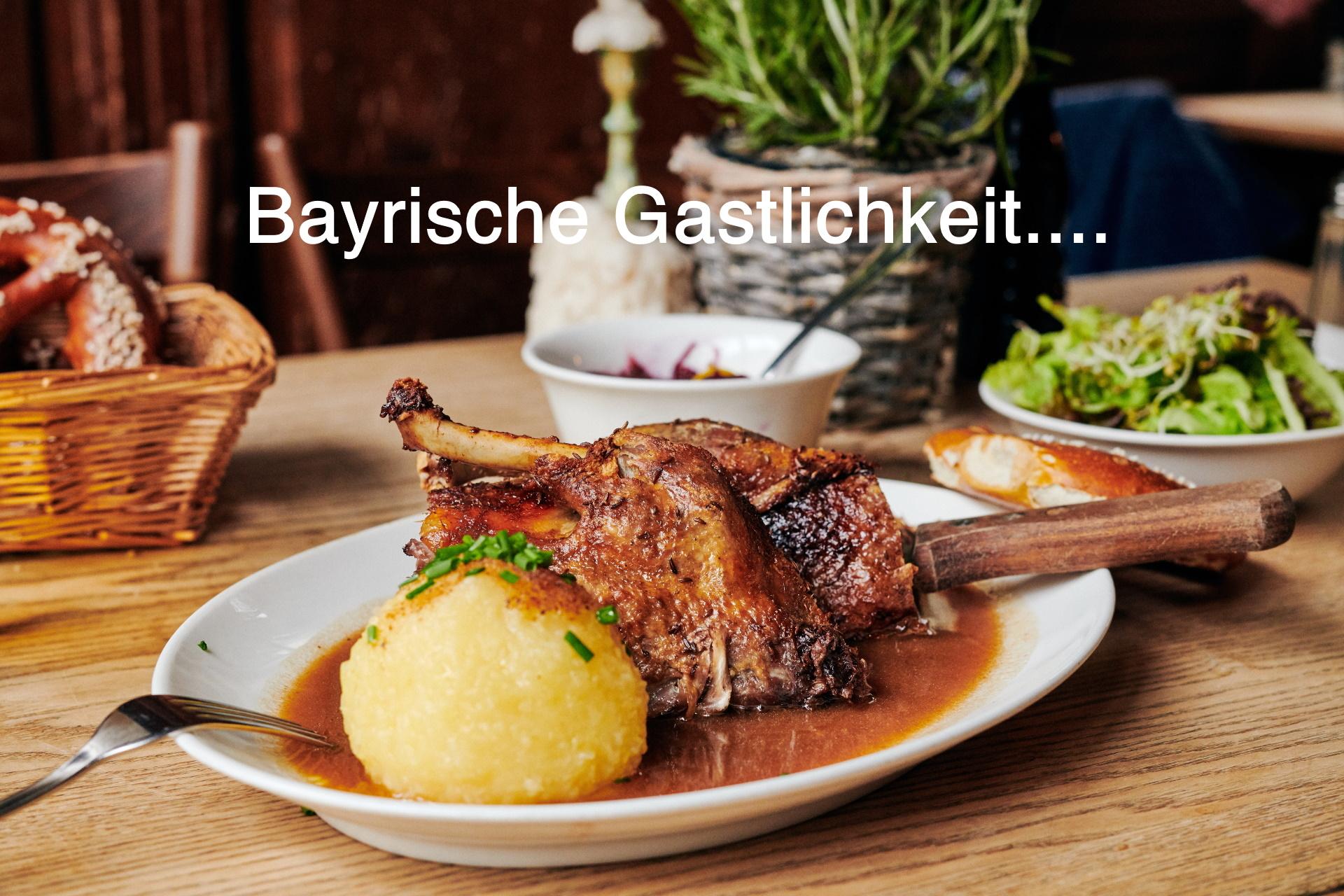 Gasthof Daxerhof Olching - gut bürgerliche Küche in Olching